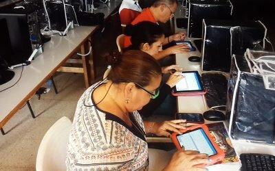 Capacitación Plataforma Pleno Para Evaluación En Línea y Planificador Digital UNOi