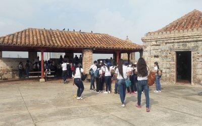Salida pedagógica a Cartagena