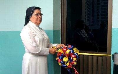 Inauguración Sala de Juntas Marie Poussepín