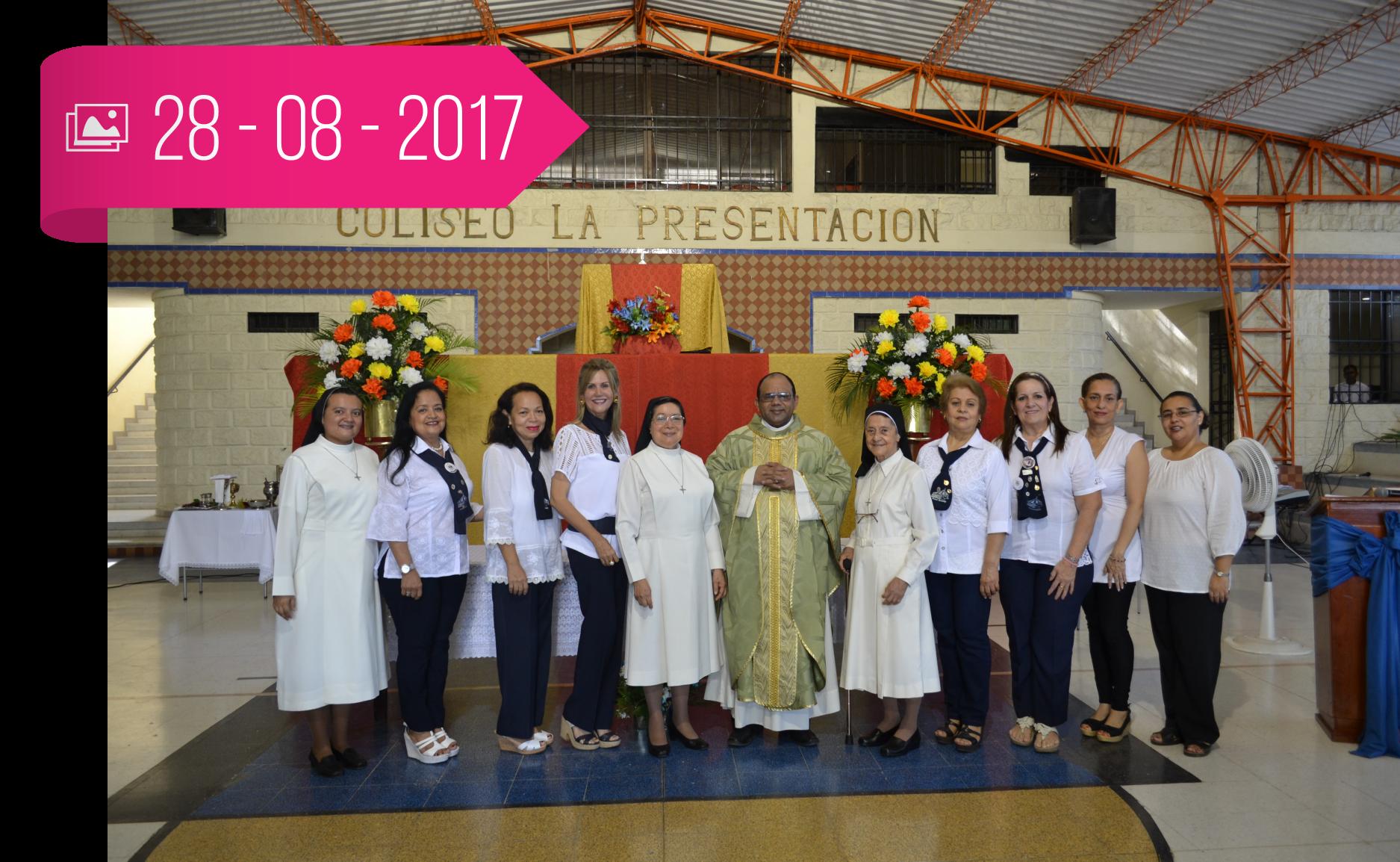 Eucaristía Aniversario 137
