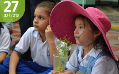 """Proyecto """"Las Plantas"""" Segundo grado"""