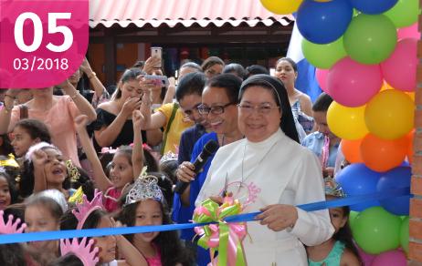 Inauguración Castillo de Sueños Preescolar