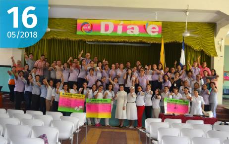 Colegio de La Presentación – Instituto La Milagrosa Comprometidos con la Excelencia Educativa Día E 2018