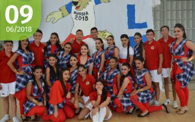Dos Colegios hermanos unidos en las Olimpiadas Presentación 2018