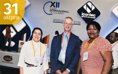 XII Foro Internacional De Calidad ICONTEC 2018